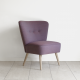4Have-a-Seat-Chair-(dusty-rose)-stol-Domusnord