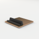 Tile iPad & iPhone holder - copper / kobber