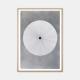 Winsløv-Cool-Gray-Circle-Plakat-Eg-Ramme-50x70-D