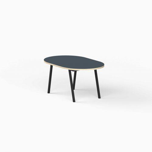 4Lille-Vinkel-1-Line-View-Lounge-Table-Krydsfiner-Sofa-Bord-SmokeyBlue-Lille-sort-ben