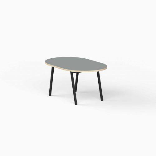 4Line-View-Lounge-Table-Krydsfiner-Sofa-Bord-Ash-Lille-sort-ben