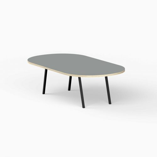 4Line-View-Lounge-Table-Krydsfiner-Sofa-Bord-Ash-Stort-sort-ben