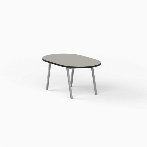 4Line-View-Lounge-Table-MDF-Sofa-Bord-Pebble-Lille-graa-ben