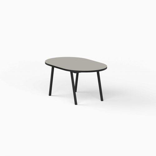 4Line-View-Lounge-Table-MDF-Sofa-Bord-Pebble-Lille-sort-ben