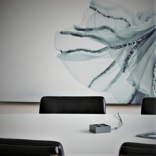 Connector stikdåse - granite grey / mørkegrå