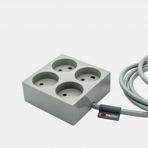 'Connector' no. 04 stone grey by Connector Design (product)-2