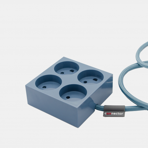 'Connector' no. 07 ash blue by Connector Design (product)-2
