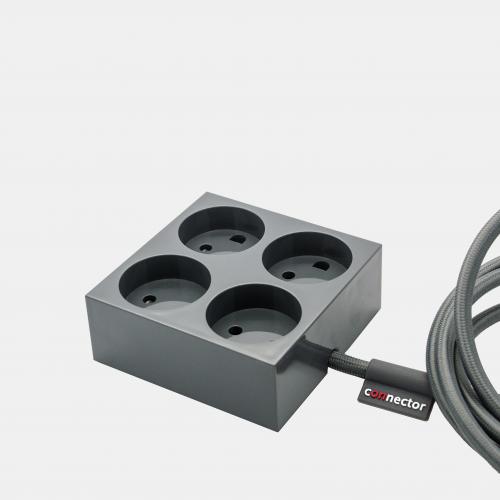 'Connector' no. 10 granite grey by Connector Design (product)-2