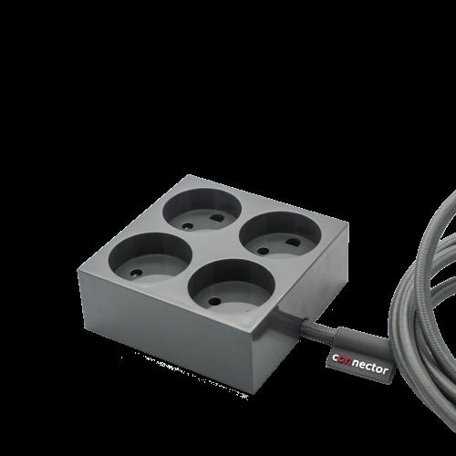 'Connector' no. 10 granite grey by Connector Design (product)