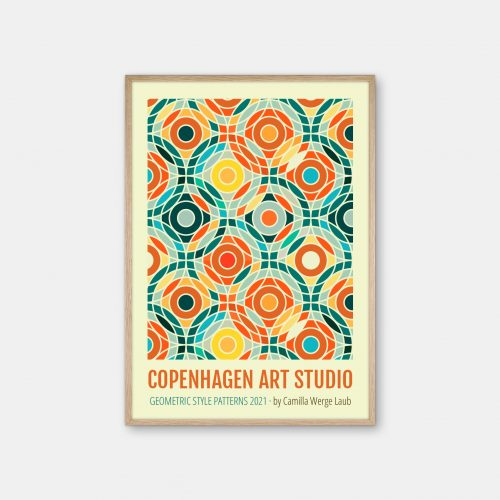 Copenhagen-Art-Studio-Camilla-Laub-Bauhaus-Plakat-eg-ramme