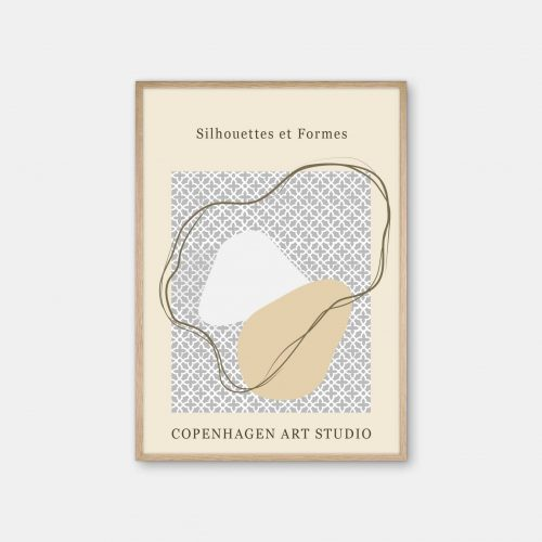 Copenhagen-Art-Studio-Silhouettes-eg-ramme