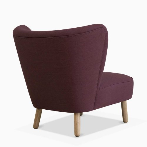 Domusnord-Take-a-Break-Lounge-Chair---Dark-Heather-Side