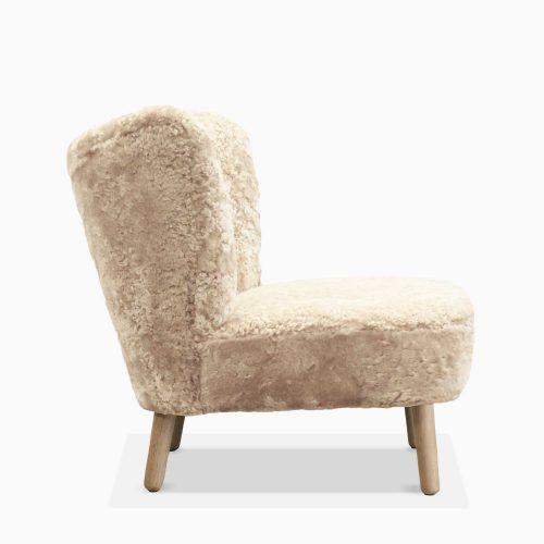 Domusnord-Take-a-Break-Lounge-Chair-Skin-off-hvid-beige-Side-2