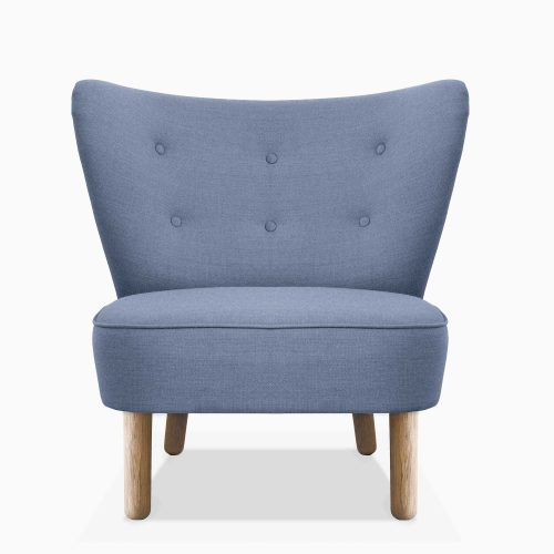 Domusnord-Take-a-Break-Lounge-Chair-Stol-Powder-Blue-Front