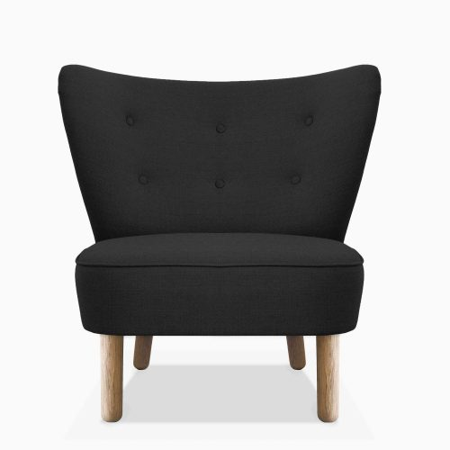 Domusnord-Take-a-Break-Lounge-Chair-Stol-Thunder-Grey-Front