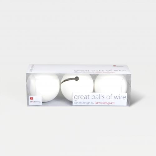 Ledningsrod-Great-Balls-of-Wire-Design-Ledningsbolde-Hvid-Domusnord