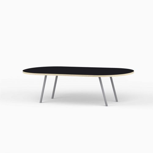 Line-View-Lounge-Table-Krydsfiner-Sofa-Bord-Nero-Stort-graa-ben