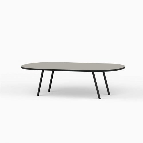 Line-View-Lounge-Table-MDF-Sofa-Bord-Pebble-Stort-sort-ben