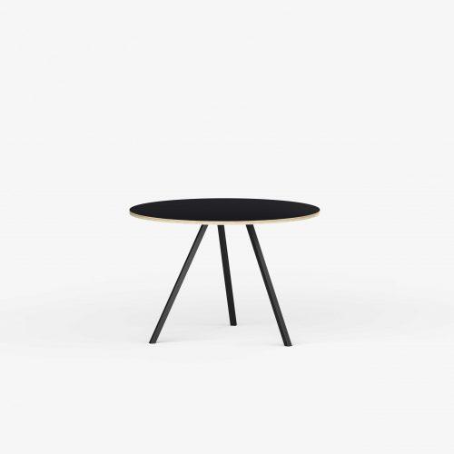 Line-View-Round-Table-100-Eg-Nero-sort-ben