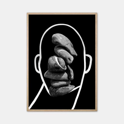Peytil-Garcon-Inverted-Plakat-Eg-Ramme-D