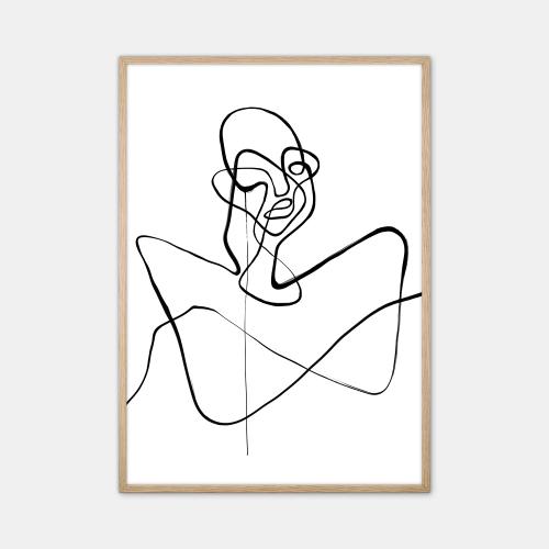 Peytil-Grumpy-Plakat-Eg-Ramme-D