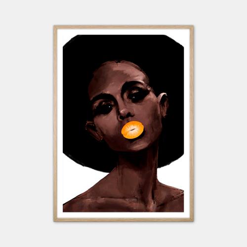 Peytil-Mandarin-Plakat-Eg-Ramme-D