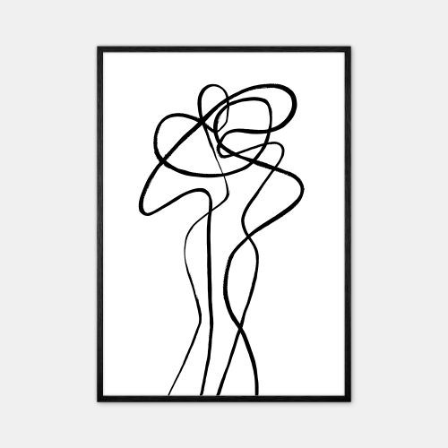 Peytil-Position-Plakat-Sort-Ramme-D