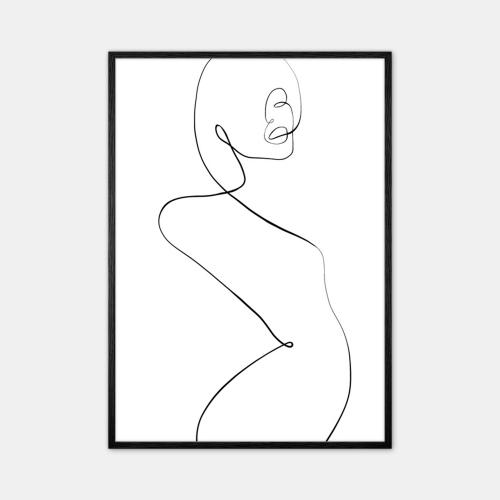 Peytil-Sublime-Plakat-Sort-Ramme-D