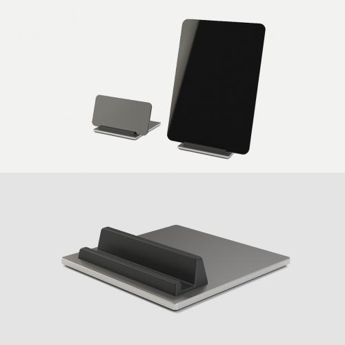 Tile-Ipad-Holder-Iphone-Holder-Tablet-holder-mobil-holder-Staal-Steel-Kva-Domusnord-3