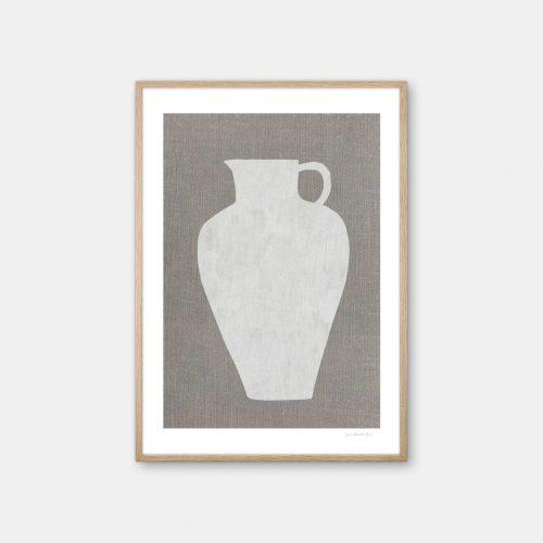 julia-hallstroem-ceramic-vase-no3-plakat-eg-ramme