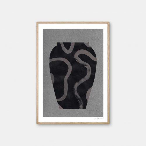 julia-hallstroem-hjort-ceramic-vase-no1-eg-ramme