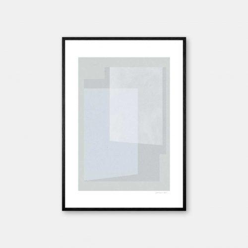 julia-hallstroem-light-plakat-sort-ramme