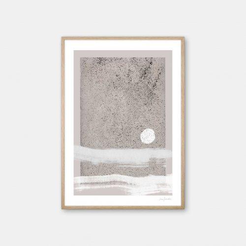 julia-hallstroem-sand-stone-plakat-eg-ramme